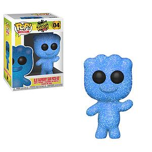 Pop! Candy Sour Patch Kids Vinyl Figure Blue Rasberry Sour Patch Kid #04