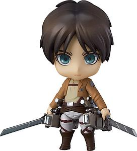 Nendoroid Attack on Titan Eren Yeager #375
