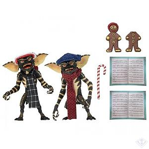 Gremlins Winter Gremlins 2 Pack (Christmas Carol Set #1)