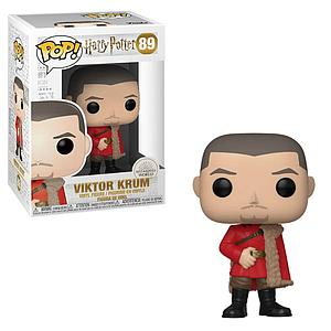 Pop! Harry Potter Vinyl Figure Viktor Krum #89