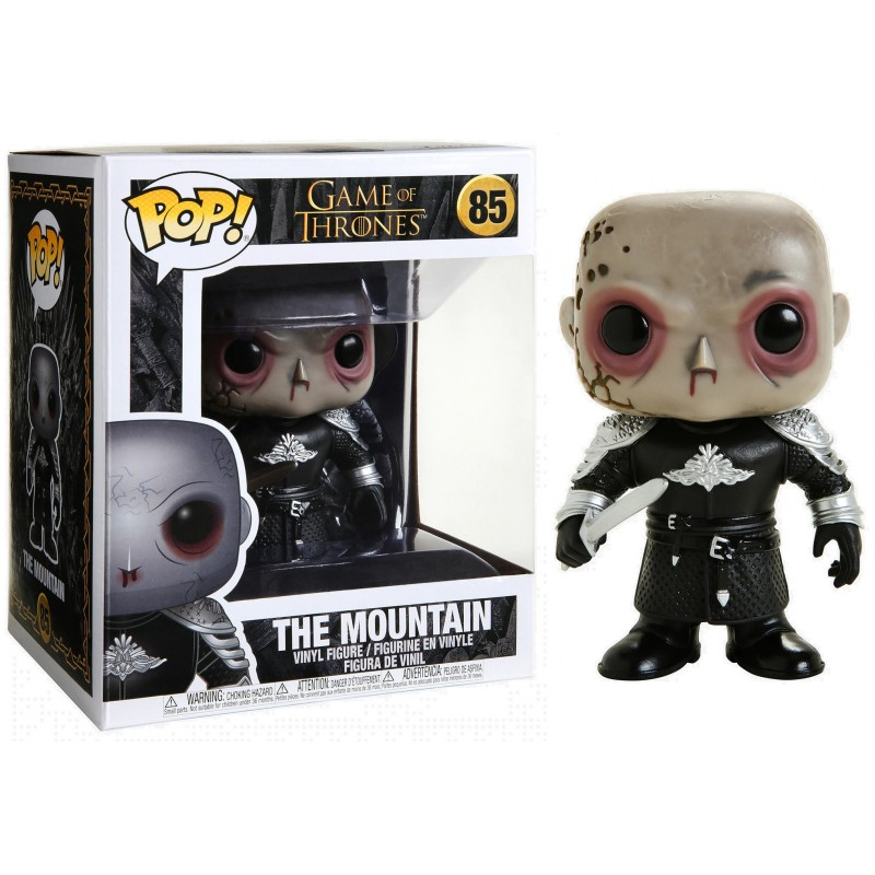 "Pop! Television Game of Thrones Vinyl Figure 6"" The Mountain"
