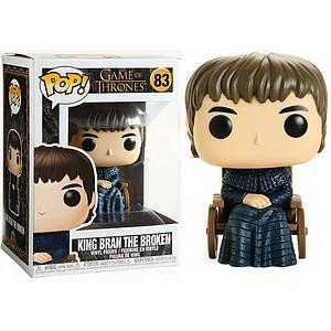 Pop! Television Game of Thrones Vinyl Figure Bran the Broken