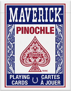 Playing Cards: Maverick Pinochle