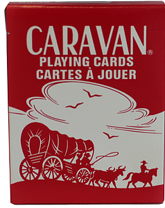 Playing Cards: Caravan Poker