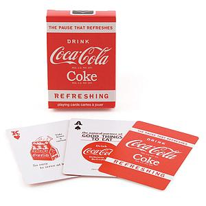 Playing Cards: Coca-Cola Refreshing Cards