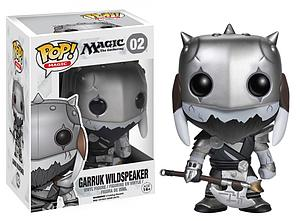 Pop! Magic the Gathering Vinyl Figure Garruk Wildspeaker #02 (Vaulted)