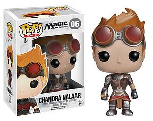 Pop! Magic the Gathering Vinyl Figure Chandra Nalaar #06 (Vaulted)