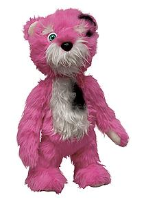 "Breaking Bad 18"" Pink Teddy Bear"