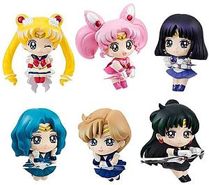Pretty Guardian Sailor Moon Cosmic Heart Cafe (Mystery 8 Packs)