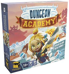 Dungeon Academy (Multilingual)