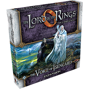 The Lord of the Rings: The Card Game - The Voice of Isengard