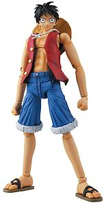 One Piece Master Grade Model Kit: Monkey D. Luffy