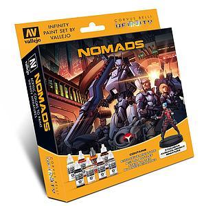 Infinity Nomads Paint Set (Exclusive)