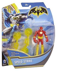 Batman Speed Strike 4 Inch: The Flash