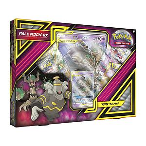 Pokemon Trading Card Game: Pale Moon - Tag Team Trevenant & Dusknoir-GX