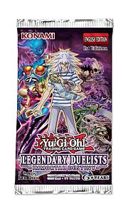 YuGiOh Trading Card Game: Legendary Duelists - Immortal Destiny Booster Pack