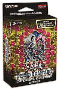 YuGiOh Trading Card Game: Rising Rampage Special Edition