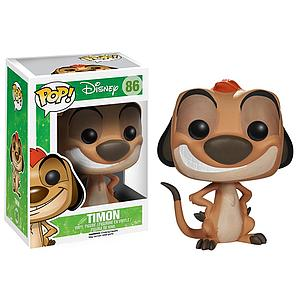 Pop! Disney The Lion King Vinyl Figure Timon #86 (Vaulted) (Substandard)