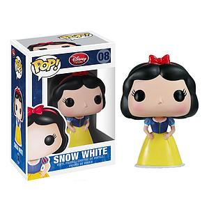 Pop! Disney Vinyl Figure Snow White #08 (Vaulted) (Substandard)