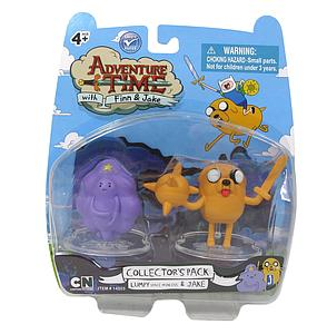 "Adventure Time 2"" Collector's Pack: Lumpy & Jake"