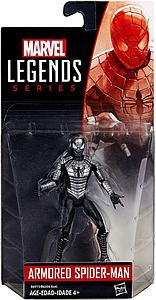 "Marvel Legends Series 3.75"" Action Figure Armored Spider-Man"