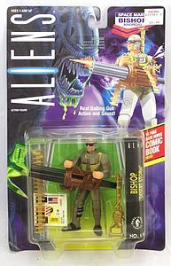 "Aliens Vintage 4"": Bishop Android"
