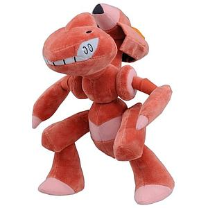 "Pokemon Plush Shiny Genesect (16"")"