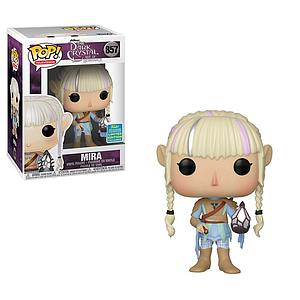 Pop! Television The Dark Crystal Age of Resistance Vinyl Figure Mira (Holding Crystal) #857 2019 Summer Convention Exclusive