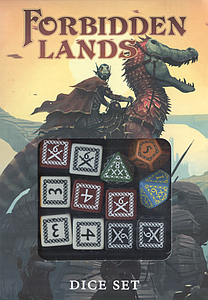 Forbidden Lands: Dice Set