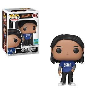 Pop! Television The Flash Vinyl Figure Cisco Ramon #853 2019 Summer Convention Exclusive