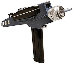 Classic Phaser (Black Handle)