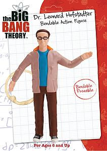 NJ Croce Bendable The Big Bang Theory TV Leonard