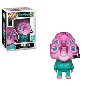 Pop! Animation Rick & Morty Vinyl Figure Glootie #575 2019 Summer Convention Exclusive
