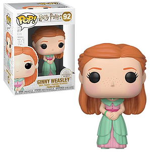 Pop! Harry Potter Vinyl Figure Ginny Weasley #92