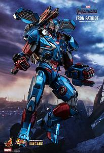 Iron Patriot Diecast (MMS547-D34)