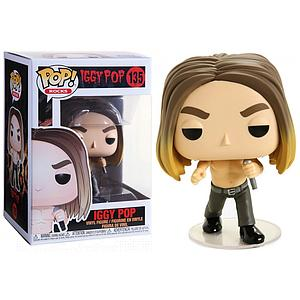 Pop! Rocks Vinyl Figure Iggy Pop #135