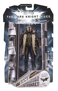 Mattel The Dark Knight Rises Movie Masters Action Figure Bane