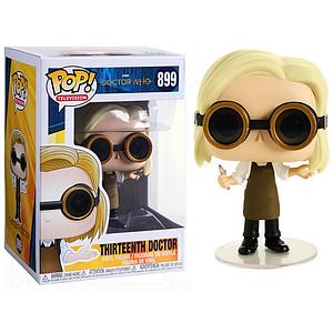 Pop! Television Doctor Who Vinyl Figure Thirteenth Doctor #899