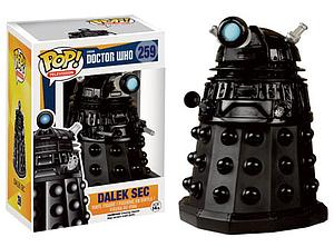 Pop! Television Doctor Who Vinyl Figure Dalek Sec #259 Barnes & Noble Exclusive (No Sticker)