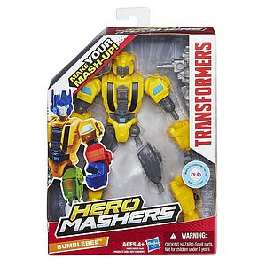 "Transformers Hero Mashers 6"" Action Figure Bumblebee"