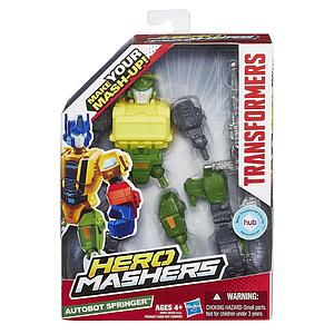 "Transformers Hero Mashers 6"" Action Figure Autobot Springer"