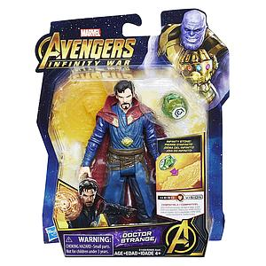"Marvel Avengers Infinity War 6"" Action Figure Doctor Strange"