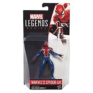 "Marvel Legends Series 3.75"" Action Figure Spider-UK"