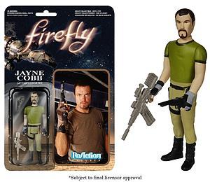 ReAction Figures Firefly Series Jayne Cobb