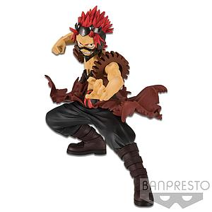My Hero Academia The Amazing Heroes Vol.4 - Eijiro Kirishima
