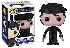 Pop! Movies Edward Scissorhands Vinyl Figure Edward Scissorhands #17 (Retired)