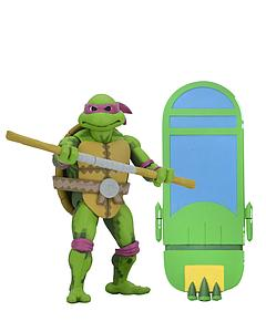 Teenage Mutant Ninja Turtles: Turtles in Time - Donatello