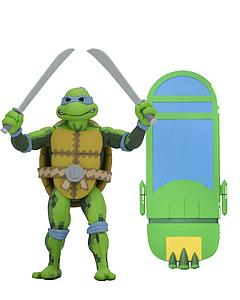 Teenage Mutant Ninja Turtles: Turtles in Time - Leonardo