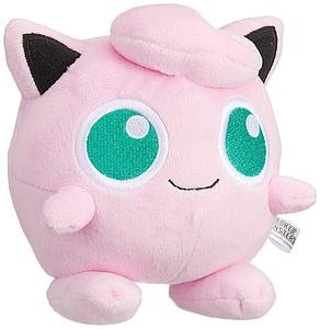 "Pokemon All Star Collection Plush: Jigglypuff (5"")"