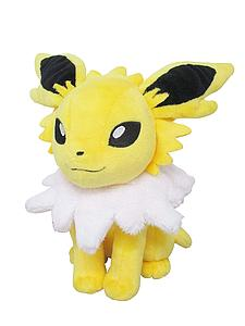 "Pokemon All Star Collection Plush: Jolteon (7"")"